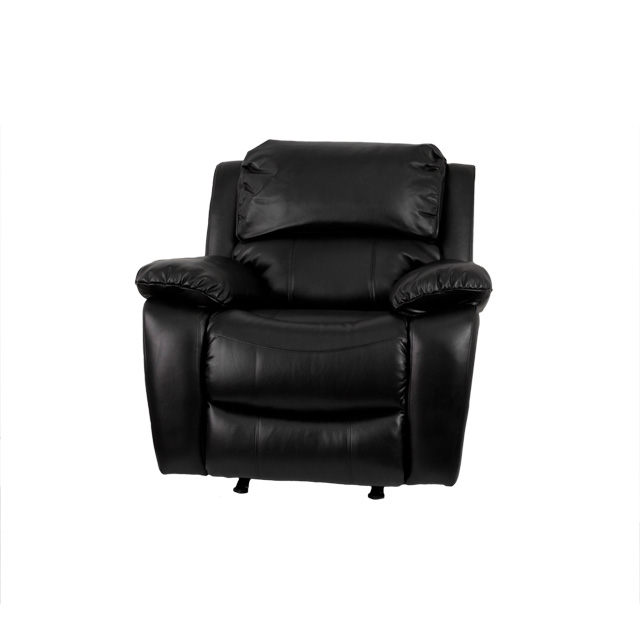 Cool Black Leather Rocker Recliner Bralicious Painted Fabric Chair Ideas Braliciousco